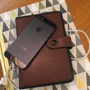 FOSSIL phone/organizer